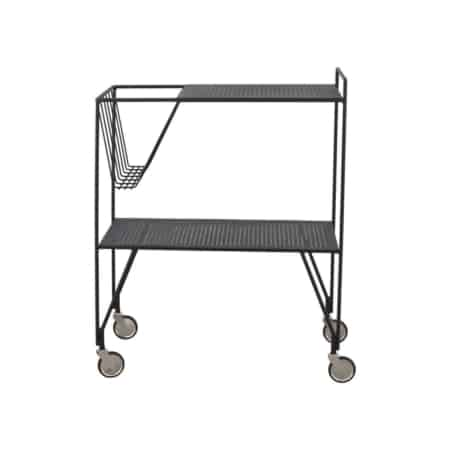 Housedoctor Use trolley metaal zwart