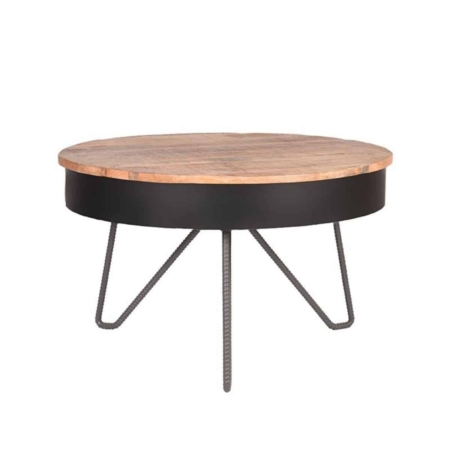 De Saria salontafel van LABEL51 geeft jouw huis pas echt karakter.