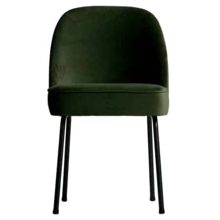 Met de Vogue eetkamerstoel uit de BePureHome collectie haalt u een stijlvolle eetkamerstoel in huis. Deze gave en tijdloze eetkamerstoel heeft bovendien een zeer comfortabele zit.