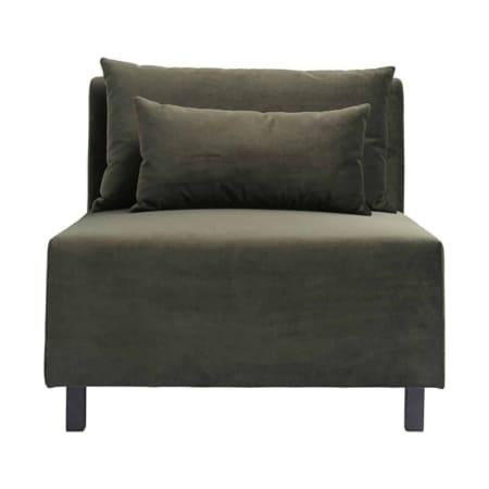 De prachtige Box modulaire sofa van House Doctor is perfect voor de woonkamer die een flexibele touch nodig heeft.