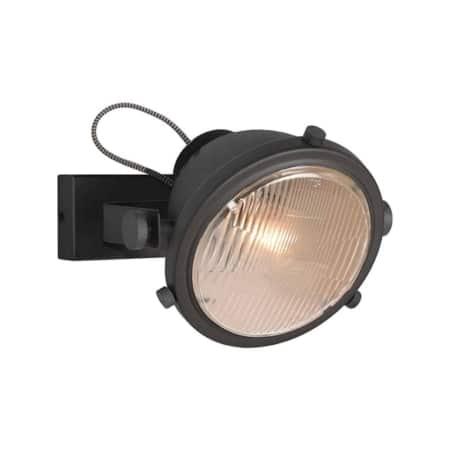 Wandlamp Tuk-Tuk van LABEL51, uitgevoerd in de kleur zwart heeft een prachtig design.