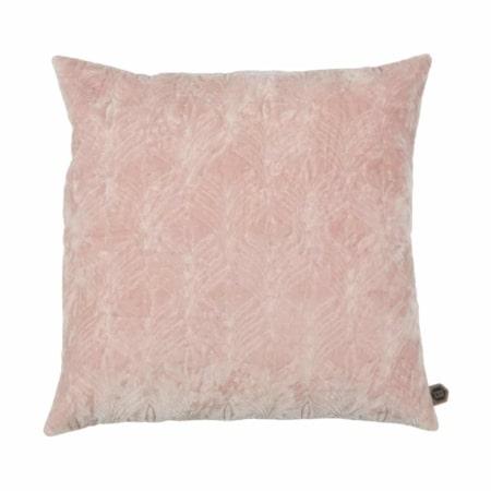 Het Twig kussen is een prachtig fluwelen kussen uit de BePureHome collectie in de kleur bloesem.