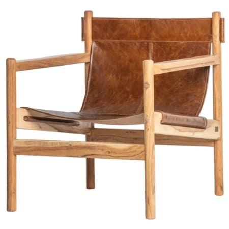 Deze Chill fauteuil, uit de collectie van BePureHome, is een handgemaakt product en een Nederlands design.