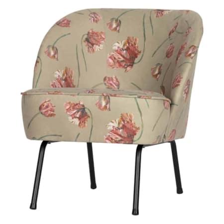 Fauteuil Vogue Rococo Agave is een Nederlands ontwerp van het merk BePureHome.