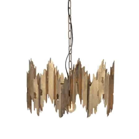 De Crown hanglamp komt uit de nieuwe collectie van BePureHome.