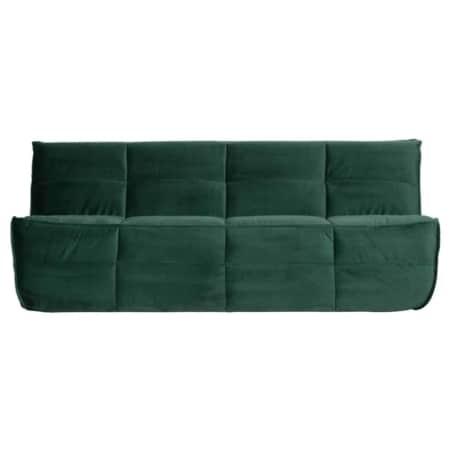 vtwonen Cluster 3-zits bank velvet groen