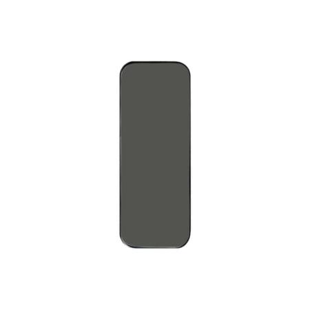 WOOOD Doutzen spiegel metaal zwart 110x40cm