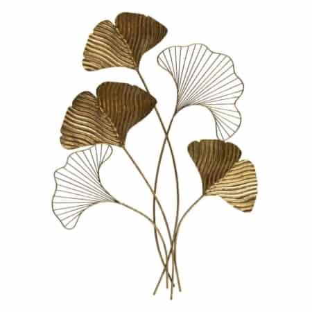 Leafage wanddeco komt uit de ambiance collectie van het Nederlandse merk BePureHome.
