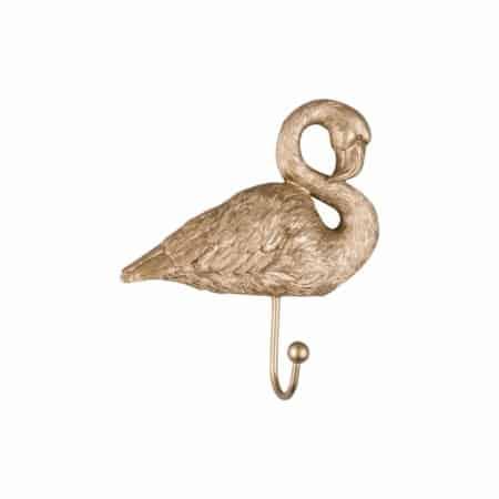 Leuke dieren haak goud voor op de kinderkamer, als theedoekenhanger in de keuken of als kapstok.