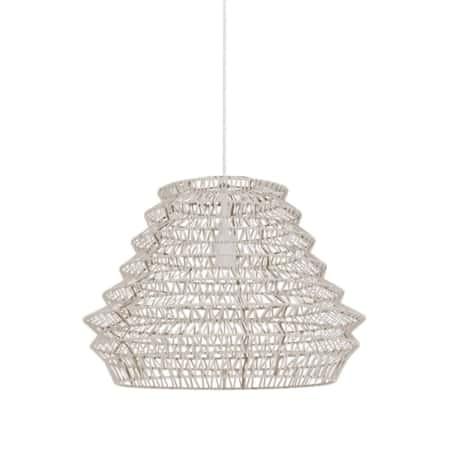 Deze leuke hanglamp uit de vtwonen collectie zorgt voor een leuk licht effect.