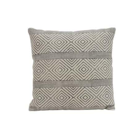 Wauw! Dit gave sierkussen is de blikvanger op je bank of bed! Kussen Damili uit de ZES10 Collectie is mooi in elk interieur. Bohemian, Ibiza stijl, Scandinavisch of landelijk, dit kussen past overal bij.