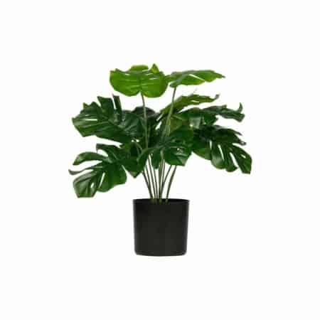 Deze Monstera kunstplant in pot komt uit de collectie van het Nederlandse merk WOOOD