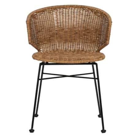 Wat een plaatje deze Noor stoel uit de collectie van het Nederlandse merk WOOOD.