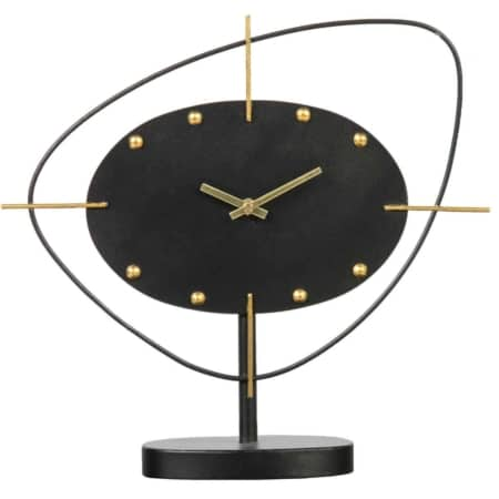 One o'clock is een chique, decoratieve staande klok uit de collectie van het Nederlandse BePureHome.