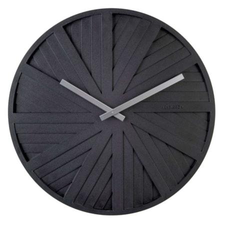 Deze klok is een mooi accessoires voor aan je muur van Karlsson