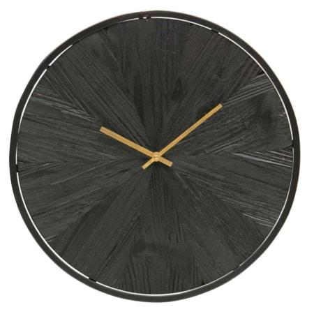 Valentino is afkomstig uit de collectie van WOOOD Exclusive en is gemaakt van zwart afgewerkt
