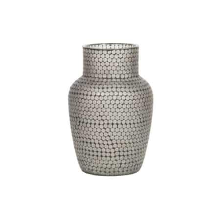 Dat is deze prachtige, elegante en sierlijke vaas Ace uit de collectie van het Nederlandse merk WOOOD Exclusive.