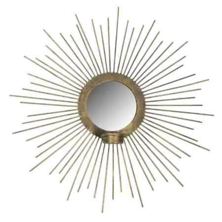 De Sunny spiegel komt uit de collectie van het Nederlandse merk BePureHome