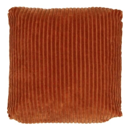 Dit vierkante Edge kussen komt uit de collectie van het Nederlandse merk BePureHome.
