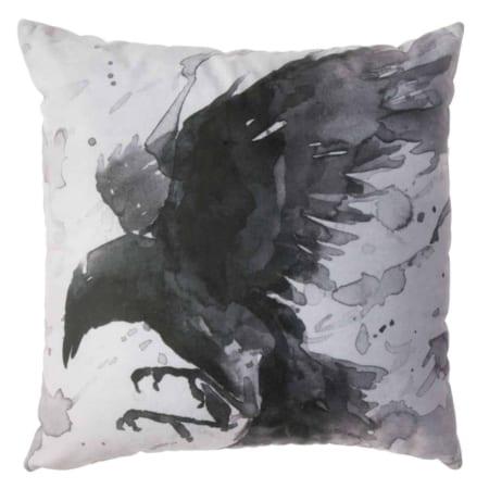 Het kussen Raven is van het Nederlandse merk BePureHome