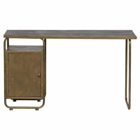 Dit elegante bureau Veteran uit de collectie van het Nederlandse merk BePureHome