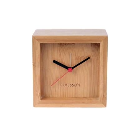 Deze Karlsson alarmklok Franky is een vierkante verschijning.