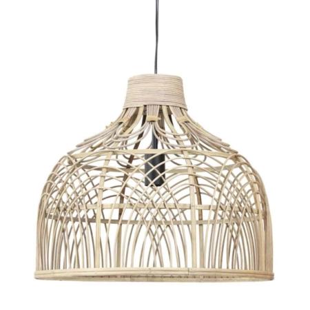 Deze Pocita hanglamp van onze ZES10 Collectie brengt een echte ibiza vibe in je huis.