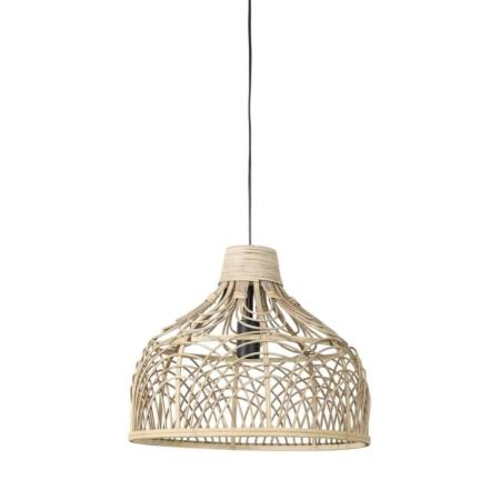 Deze Pocita hanglamp van onze ZES10 Collectie brengt een echte ibiza vibe in je huis
