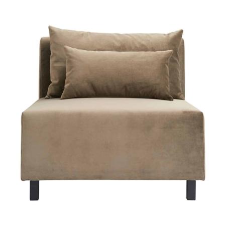 Housedoctor Sofa Slow midden element velvet zand