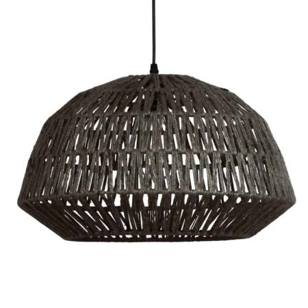 Deze stoere en sfeervolle Kace hanglamp komt uit de collectie van het Nederlandse merk WOOOD Exclusive.