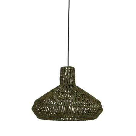 Wie wil deze leuke Masey hanglamp in de kleur groen nou niet?!
