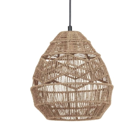 Deze speelse, charmante hanglamp Adelaide komt uit de collectie van het Nederlandse merk WOOOD Exclusive