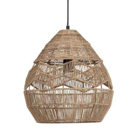 Deze speelse, charmante hanglamp Adelaide komt uit de collectie van het Nederlandse merk WOOOD Exclusive.