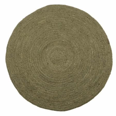 Een sfeervol vloerkleed met een warme uitstraling, dat is dit Ross vloerkleed uit de collectie van het Nederlandse merk WOOOD