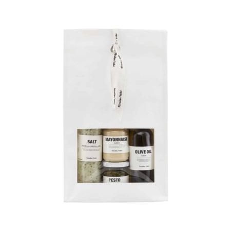 Een leuk cadeautje voor jezelf of om weg te geven ? Geef dan de Nicolas Vahé Gift bag - favorites cadeau.