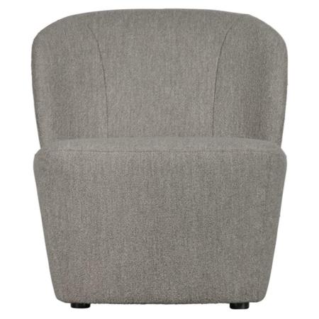 Een rijke uitstraling, dat heeft deze Lofty fauteuil uit de collectie van het Nederlandse merk vtwonen