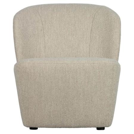 Een rijke uitstraling, dat heeft deze Lofty fauteuil uit de collectie van het Nederlandse merk vtwonen.