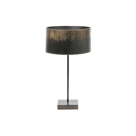 Modern en stoer, dat is deze Blackout tafellamp komt uit de collectie van het Nederlandse merk BePureHome.