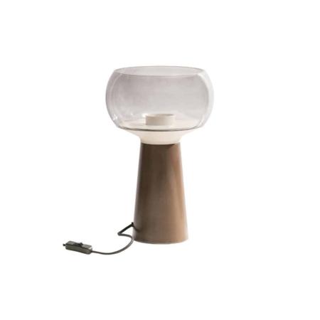 Deze Mushroom tafellamp voert ons terug naar de jaren '70.