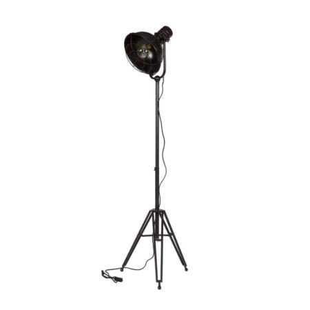 De vloerlamp is van het merk BePureHome.
