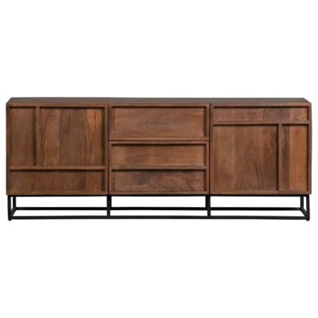 Forrest is een elegant tv-meubel uit de collectie van het Nederlandse merk WOOOD Exclusive.