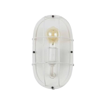 WOOOD Gabber wandlamp is een stoere toevoeging voor een de wand.
