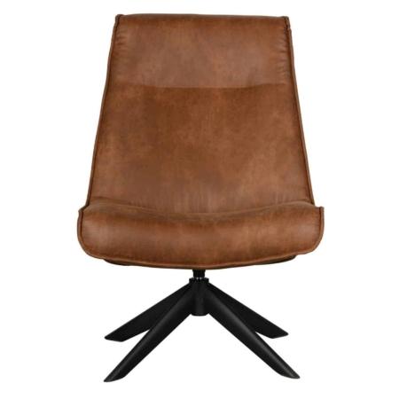 Skyler is een draaifauteuil uit de collectie van het Nederlandse merk WOOOD.
