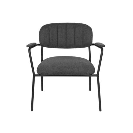 Met deze Jolien fauteuil steel jij de show.