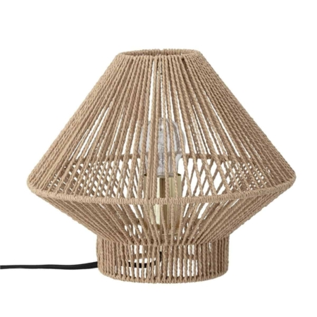 De Nature lamp van Bloomingville is modern en sfeervol.