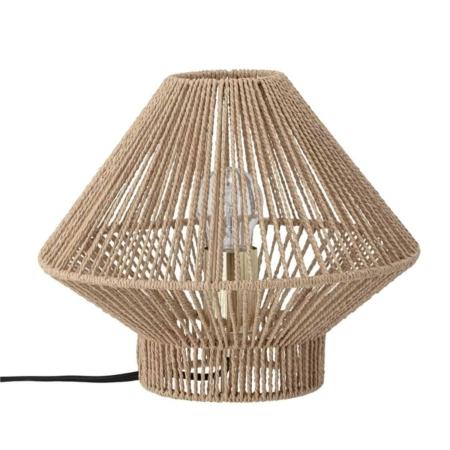 De Nature lamp van Bloomingville is modern en sfeervol.