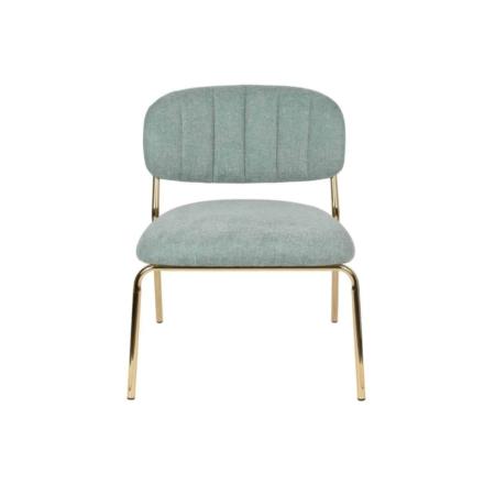 Met deze Jolien fauteuil steel jij de show