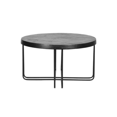 Salontafel Brute van LABEL51 is een tafel gemaakt van robuuste materialen.
