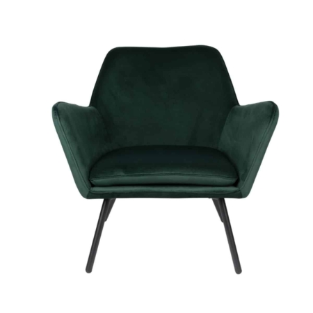 Dan hebben wij hem hier, de Zuiver Bon fauteuil.