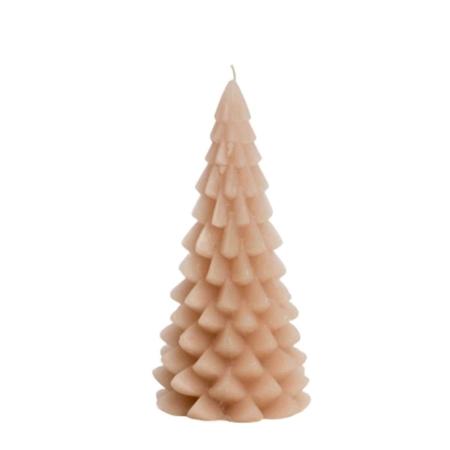 Breng sfeer in huis met de Kerstboom kaarsen.